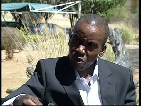 PRESIDENT KHAMA MOSU BUILDER TALKS (Extended Interview)