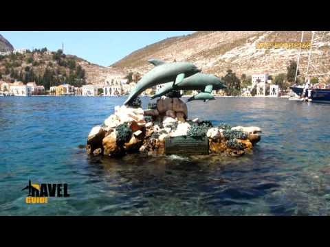 TRAVEL GUIDE ΚΑΣΤΕΛΛΟΡΙΖΟ - Kastellorizo Megisti island Greece