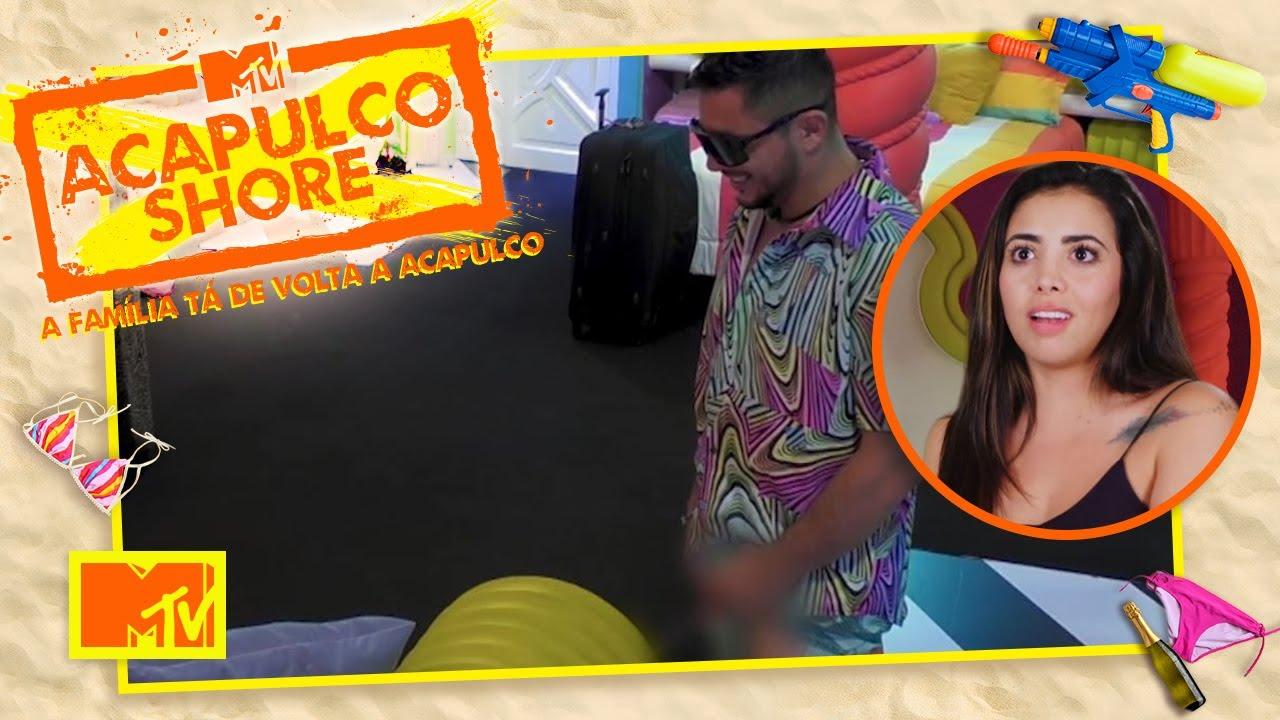 "Jacky ""perde"" a cama e dá PITI | MTV Acapulco Shore T8"