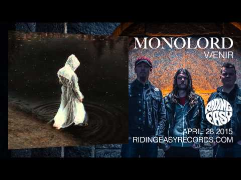 Monolord - The Cosmic Silence |  Vænir | RidingEasy Records