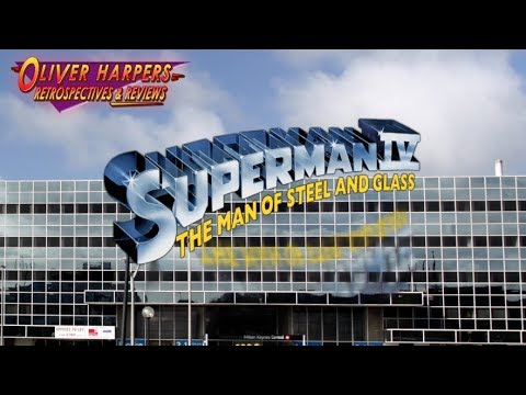 Superman IV : The Man of Steel and Glass Documentary.
