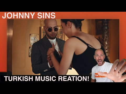Johnny Sins Turkish Music Reaction || Ben Fero || Murda X Ezhel || Tarkan || Demet Akalin