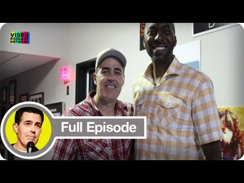 John Salley    The Adam Carolla Show   Video Podcast Network