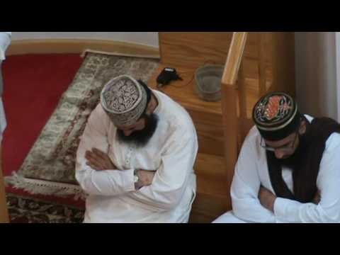 Naat by Asghar Sultani at Toms River New Jersey 2016