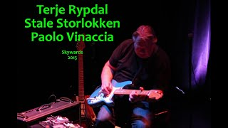 Terje Rypdal -Skywards Trio ( Oslo, 2015 )