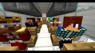 Minecraft: Небольшое Видео О Падении Самолета(, 2012-08-26T19:17:39.000Z)