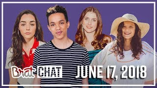 BRAT CHAT | Indiana & Darius | 6.17.18