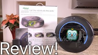 scooba 450 Mop (iRobot): Review and Test Unboxing