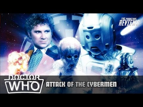 Doctor Who: Attack of the Cybermen (1985) - FBC REVIEW