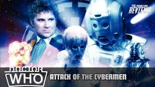Doctor Who Review: Attack of the Cybermen (1985)