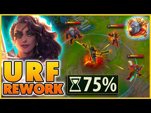 URF Now Gives 75% CDR... And You Can Buy More!