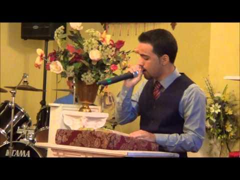 daniel delvalle singing adonde ire jehova sin ti