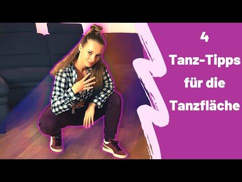 4 Tanz-Tipps für