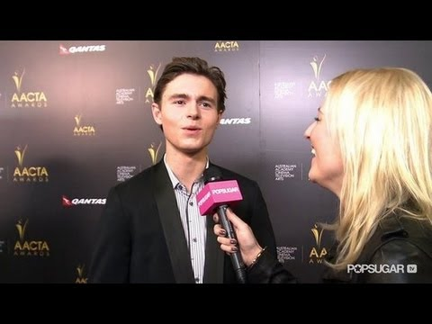 Callan McAuliffe Talks Playing Young Leonardo DiCaprio in The Great Gatsby