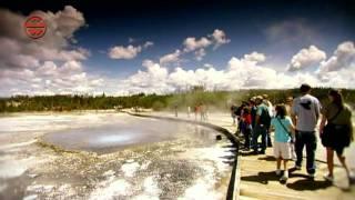 Yellowstone vor dem Ausbruch   Welt der Wunder