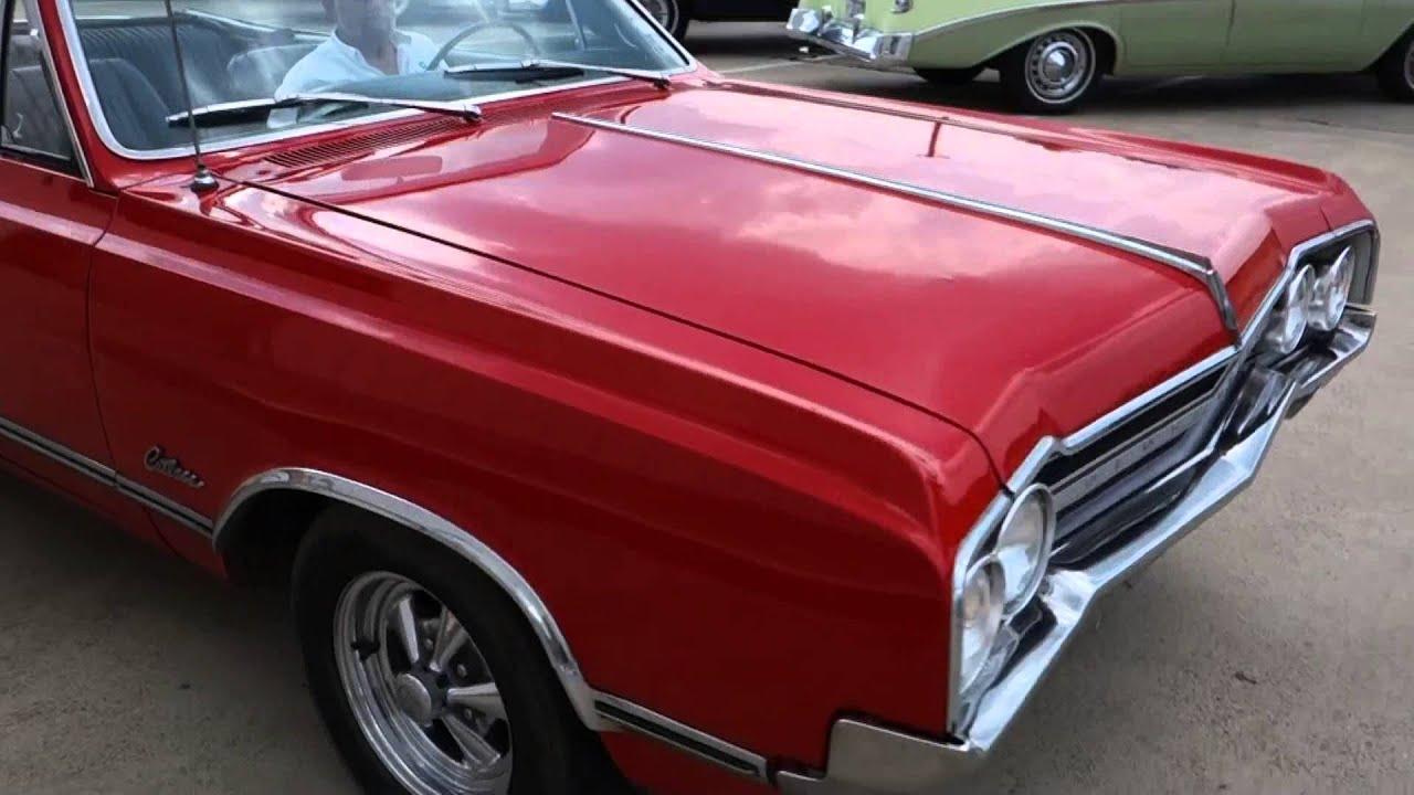 1965 oldsmobile cutlass f 85 classic american convertible for Classic american convertibles