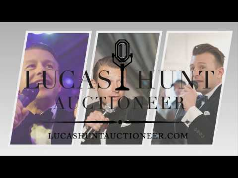 Lucas Hunt - Auctioneer