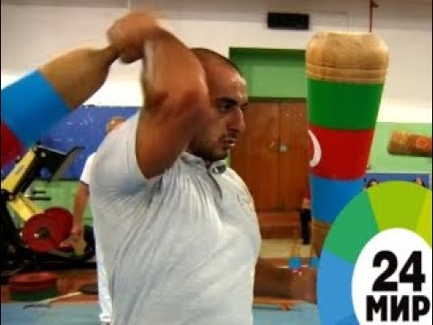 Зорханы Азербайджана // Евразия. Спорт - МИР 24