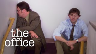 The Office: Jim and Dwight have a Heart to Heart thumbnail