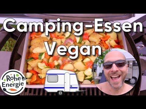 Vegan im Wohnwagen - Was essen die Nachbarn?