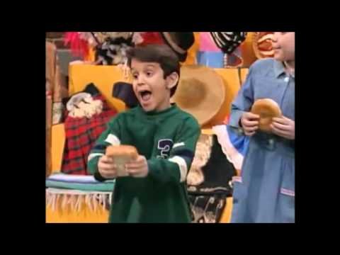 Pumpernickel Bread- Barney ft  Lil' Jon REMIX
