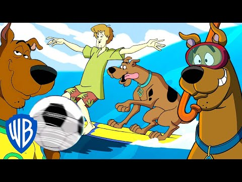 Scooby-Doo! | Sporty Scooby ⚽ | WB Kids