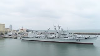 Chinese Navy Museum showcases PLA's very first vessels