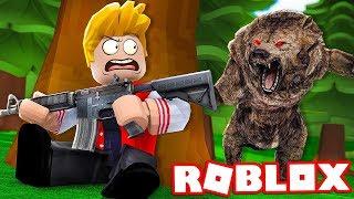 ¡ANIMALES PELIGROSOS DE HUNTING EN ROBLOX! (Simulador de caza 2)