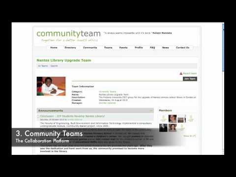 A Quick Introduction To Community Team - It'll Knock Your Socks Off!