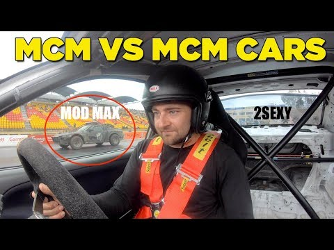 How Fast Are Our Cars? (2SEXY, Golf R, SuperGramps, MOD MAX, Yaris + CRESTA)
