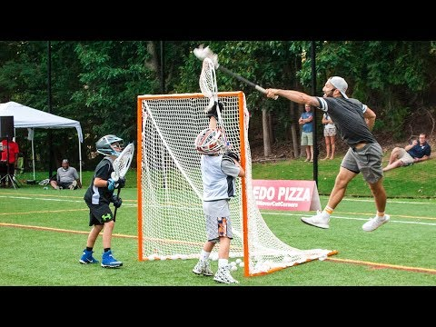 I Air Gait'ed On Two Goalies At Once   Rabil Tour DC