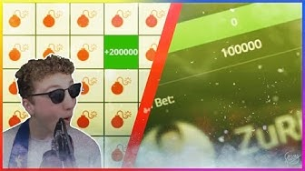 CSGOCasino - Winning $1000 and Losing $1000 like a boss! Minesweeper / Roulette / Crash