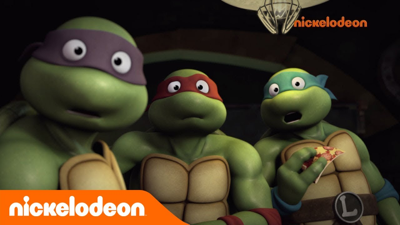 Teenage Mutant Ninja Turtles Les Tortues Ninja Tortues En