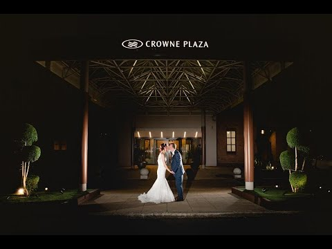Your special day, your way at the Crowne Plaza Solihull