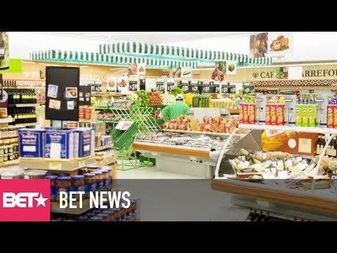 Woman Opens First Black-Owned Grocery Store Franchise In Compton