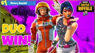 BEST FORTNITE COUPLE GET DUO VICTORY ROYALE!!!! [FORTNITE BATTLE ROYALE] [#5] FUNNY/RAGE MOMENTS