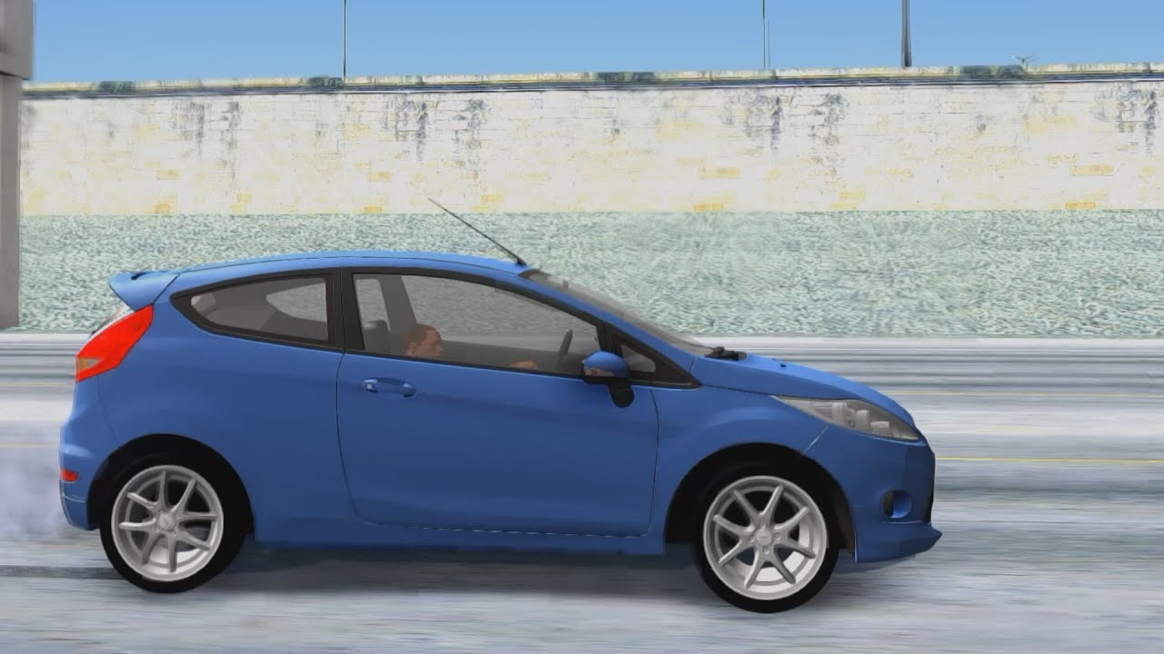ford fiesta coupe gta san andreas 1440p 2 7k youtube. Black Bedroom Furniture Sets. Home Design Ideas