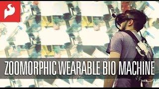 """Zoomorphic"" Wearable Bio Machine"