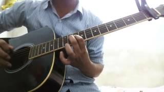 jane kaha gaye wo din instrumental guitar cover :)