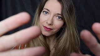 Touching Your Face |  Reupload!  Tocando tu cara | Love ASMR | Ana Muñoz