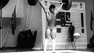 Исраил Арсамаков на чемпионате СССР 1987 года.