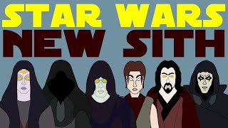 Star Wars Legends: Complete History of the New Sith Order (2000-1000 BBY)