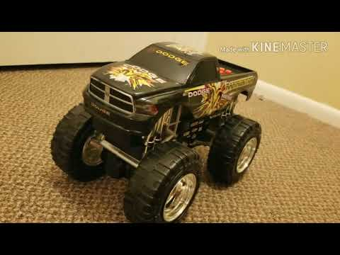 2011 Toy State Road Rippers Rammunition Monster Truck