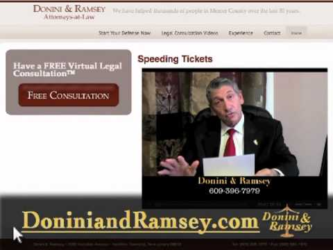 If You've Got a Computer, You've Got a Lawyer! Donini & Ramsey - Mercer County, N.J.