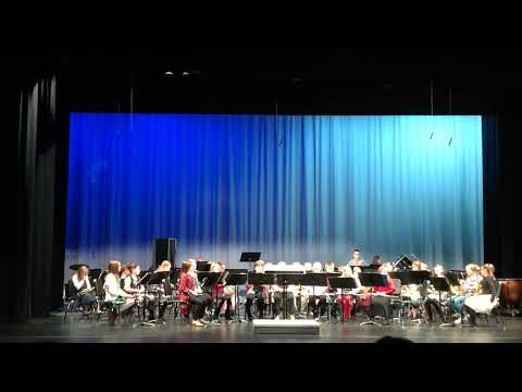Howards Grove Middle School Winter Concert 12/12/2018 - Howards Grove Center for the Arts - Part 1