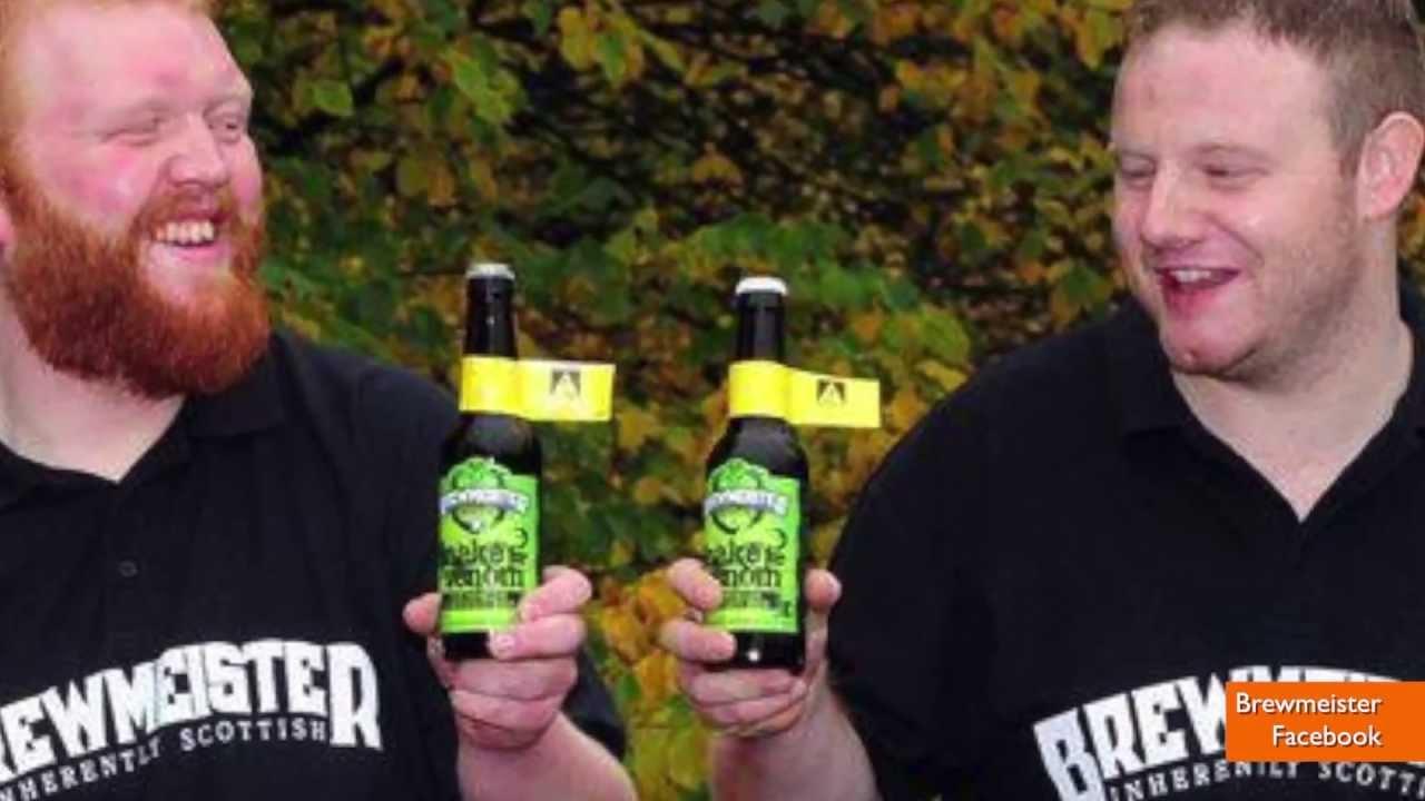 Snake Venom is World's Strongest Beer