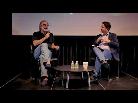 Parrish Art Museum   Clifford Ross in conversation with Andras Szanto
