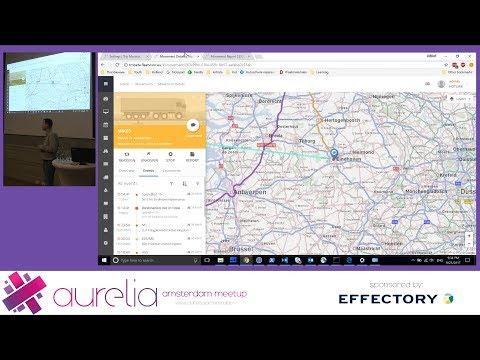 Aurelia Amsterdam meetup #4: Built with Aurelia - Mikhail Shilkov