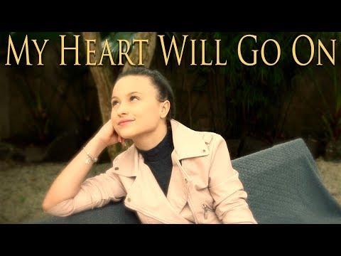 MY HEART WILL GO ON Celine Dion  Cover - Tema TITANIC  Rafa Gomes