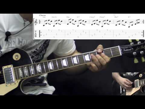 Gary Moore - One Day - Blues Guitar Lesson (w/Tabs)